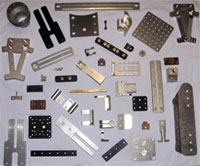Machining Center Parts
